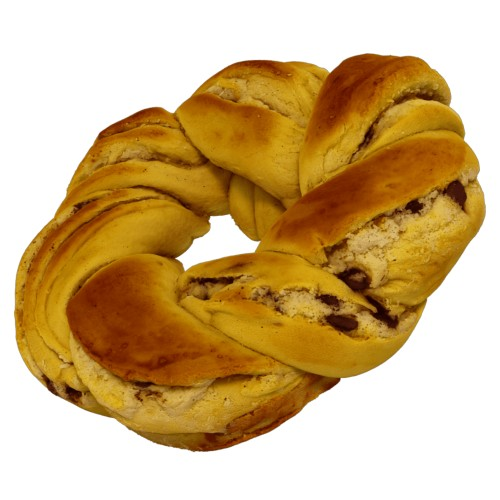 Chocolate Chip Braided Bread - ED Edition