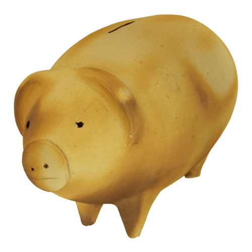 Terracotta Piggy Bank - ED Edition