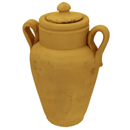 Natural Clay Amphora - ED Edition